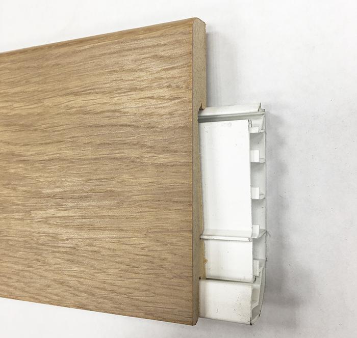Plinthes Blanches Plinthe Electrique Medium